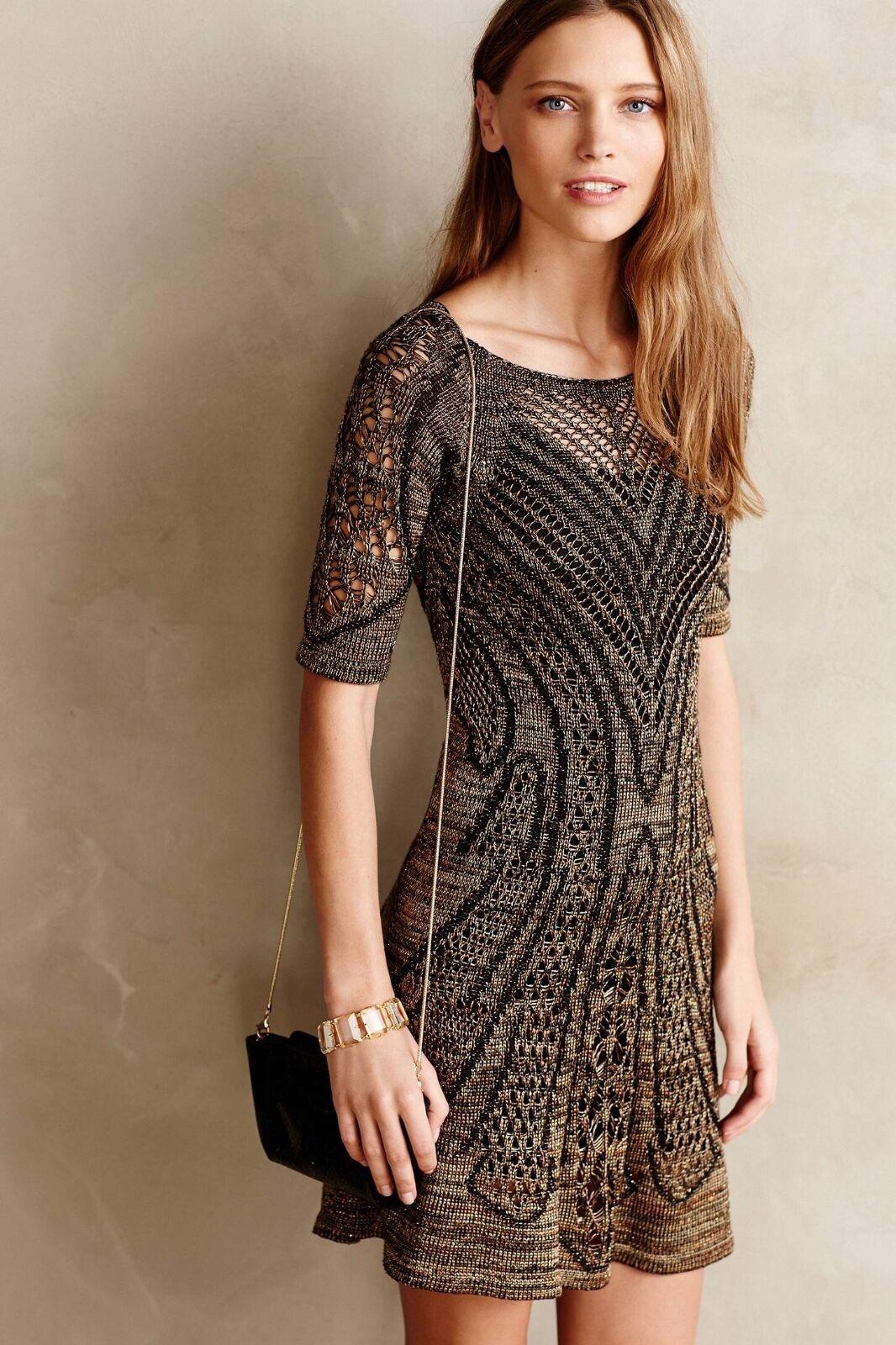 NEW Anthropologie  CECILIA PRADO Obrizus Dress Size Medium M