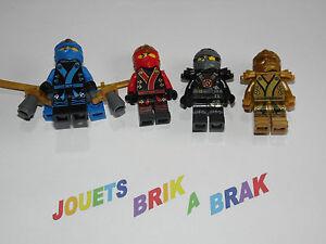 LEGO-Minifig-figurine-personnage-Ninjago-Ninja-Go-Kimono-choose-model-KG-42