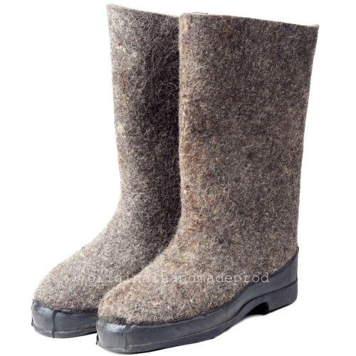 Original Russische Valenki Filz Stiefel Wolle Walenki Winter Boots Filzstiefel