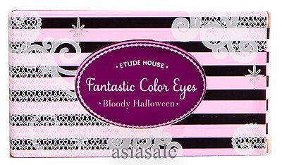 ETUDE HOUSE  SMOKY Eye Shadow Cosmetic Makeup Shimmer Matte Eyeshadow Palette