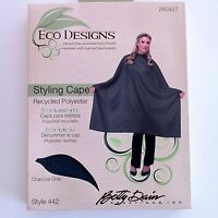 Buy 3 For $21-betty Dain Eco Salon/barber Styling & Haircutting Cloth Snap Cape