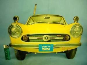 Suzuki Frontte SS Radio Retro Combined radio Junk from Japan F/S