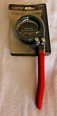 Performance Tool W54052 Oil Filter Wrench