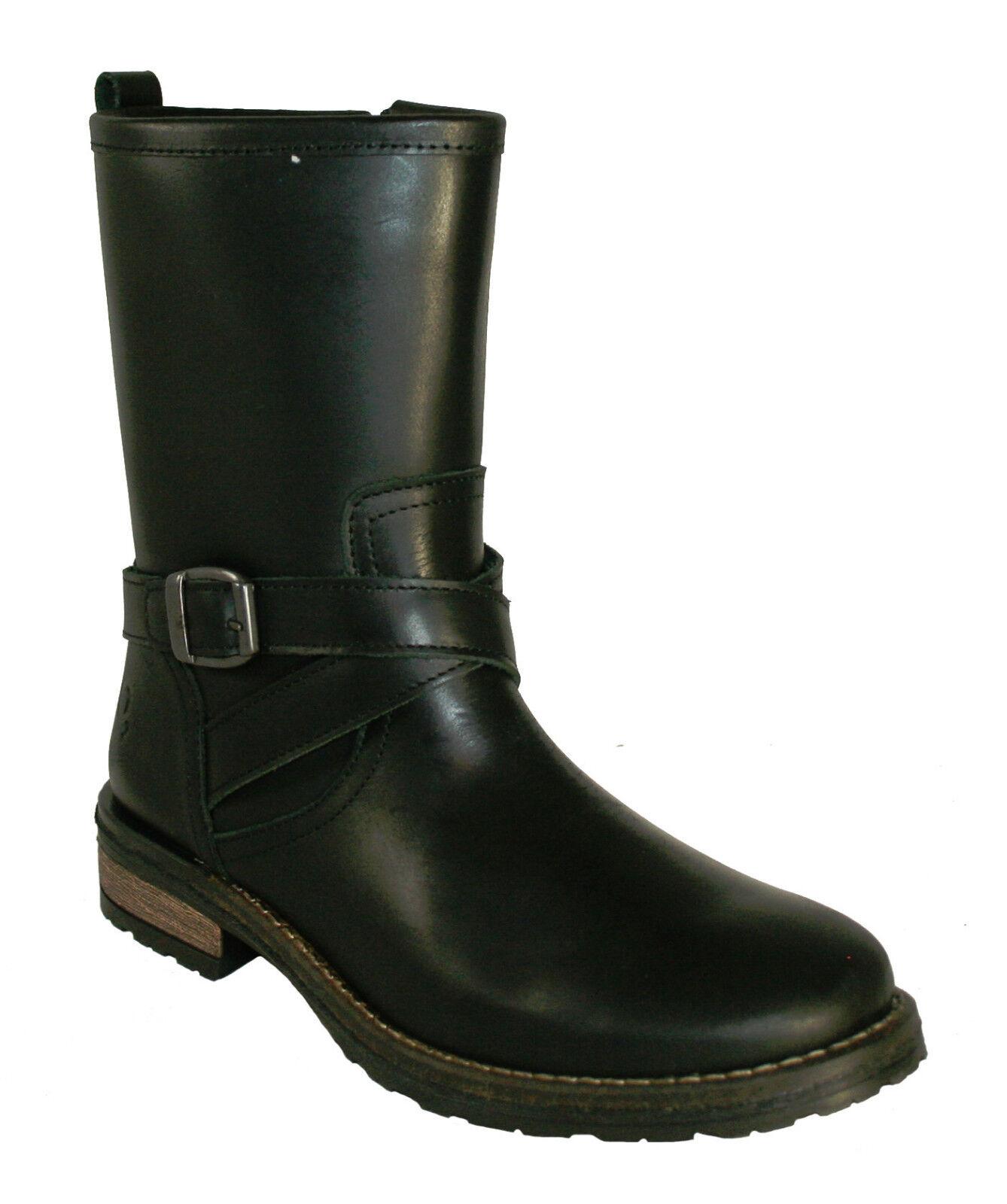 bottes en cuir noir mi - mollet de trent l'oxygène l'oxygène trent tailles 37 et 39 (6) prr. 00 c0e94b