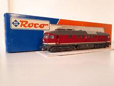 Roco H0 Diesellok Lutmilla DR DDR BR 232 100-8  (43704)