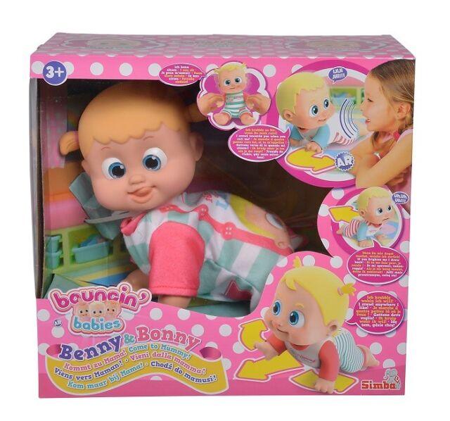 Simba 105143250-Bouncin /'Babies-Bonny llega a mamá