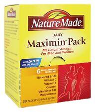 Nature Made - Maximin Daily Vitamin Pack - 30 Packet(s)