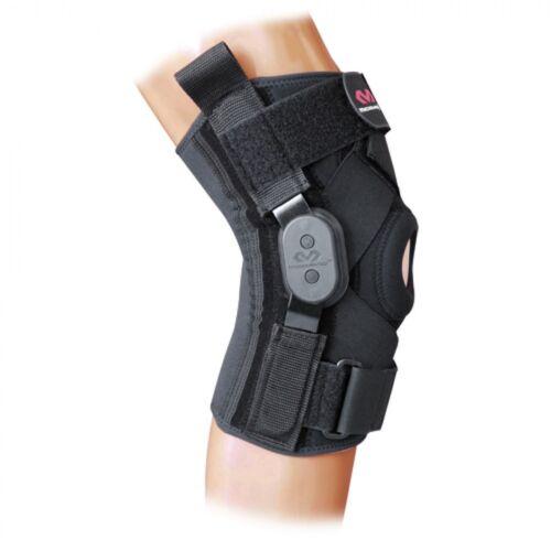 Bandagen & Gelenkstützen Mcdavid 429X Hinged Knee Brace Support With Crossing Straps Steel Support *DEAL*