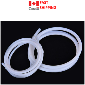 1M 3.3ft PTFE Teflon Tube 3D Printer 1.75mm filament Anet Reprap Makerbot etc.