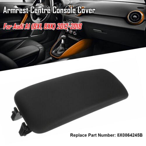 Schwarz Mittelkonsole Armlehne Deckel Für Audi A1 8X1 2012-2018 8X0864245B DA