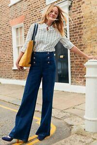 Boden-The-Helston-Sailor-Jeans-US-8-Petite-Wide-Leg