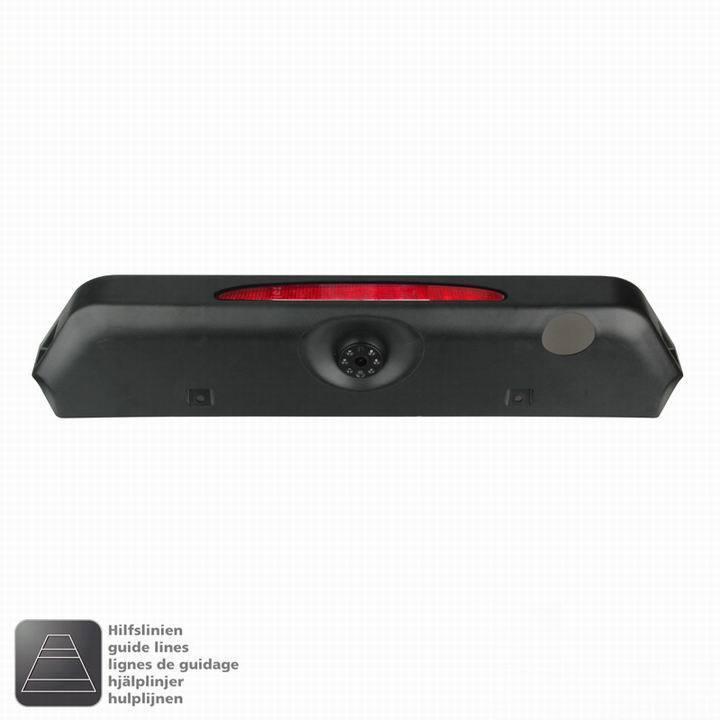 s l1600 - Para Iveco Daily 6 Cámara Marcha Atrás en 3. Luz de Freno Sensores Aparcamiento