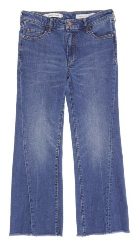 PILCRO & THE LETTER PRESS High Rise Flare Jeans 27