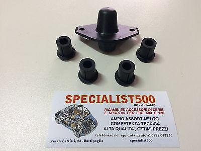 Gommini supporto motore Fiat 500 F//L