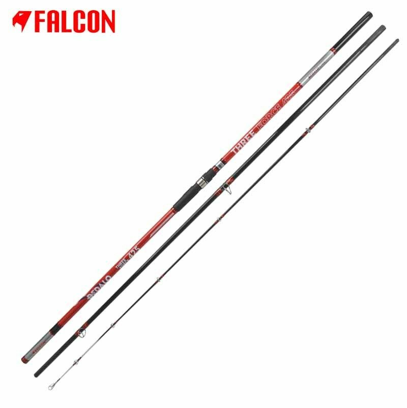 D0900292 Canna Falcon Dedalo Three Force 4,40 m 160 Gr Pesca Surfcasting RN