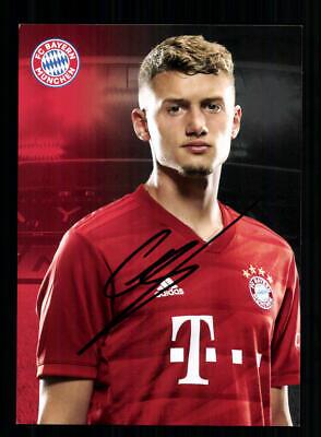 Michael Rummenigge Autogrammkarte Bayern München 1985-86 Original Signiert