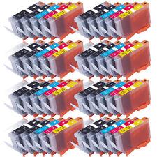 XL Farb-Patronen Set 40x Tintenpatronen für Canon Pixma IP4200X IP4300 IP4500