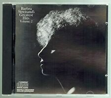 Barbra Streisand's Greatest Hits, Vol. 2 - CD - Stoney End / The Way We Were etc