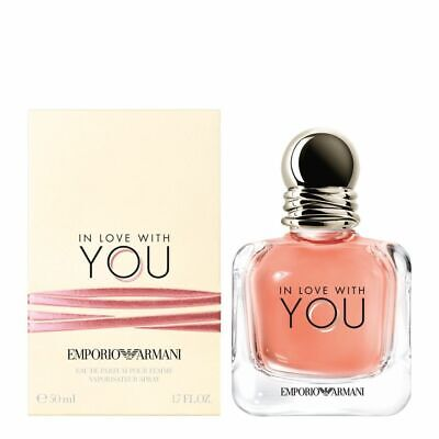 GIORGIO ARMANI Emporio Armani In Love With You eau de parfum donna 30 ml vapo