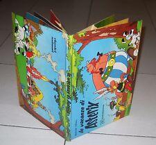 LE VACANZE DI ASTERIX Goscinny Uderzo Libro Pop-Up 3D animato Mondadori 1974