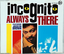 Single-CD INCOGNITO feat. Jocelyn Brown - Alwasy There