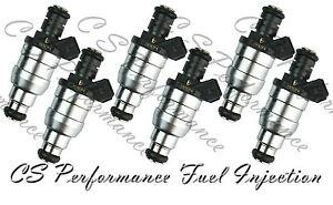 OEM Bosch Fuel Injectors Set 6 0280155712 Rebuilt by Master ASE Mechanic USA