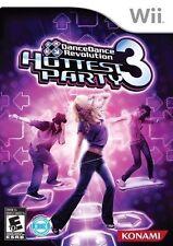 Dance Dance Revolution: Hottest Party 3 (Nintendo Wii, 2009)