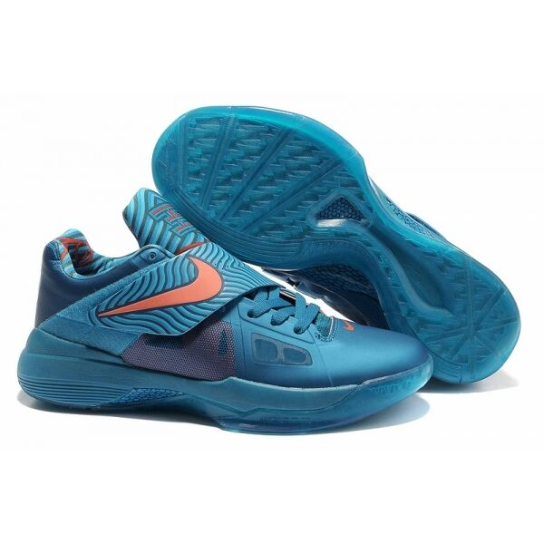 Nike Zoom KD 4 IV Kevin Durant Year of Shoes the Dragon Men's Basketball Shoes of Size 14 1cf8e2