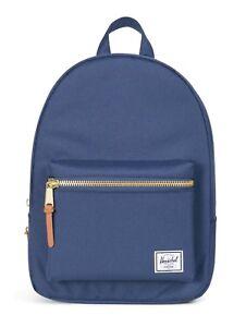 Sinnvoll Herschel Grove X-small Backpack Rucksack Freizeitrucksack Tasche Navy Blau Quell Sommer Durst Rucksäcke
