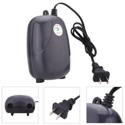 Aquarium Air Pump Fish Tank Mini Air Compressor Oxygen Pump Aquarium Accessories