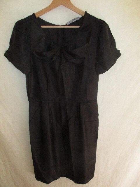 Kleid Comptoir Des Cotonniers Frances schwarz Größe 38 à - 62%