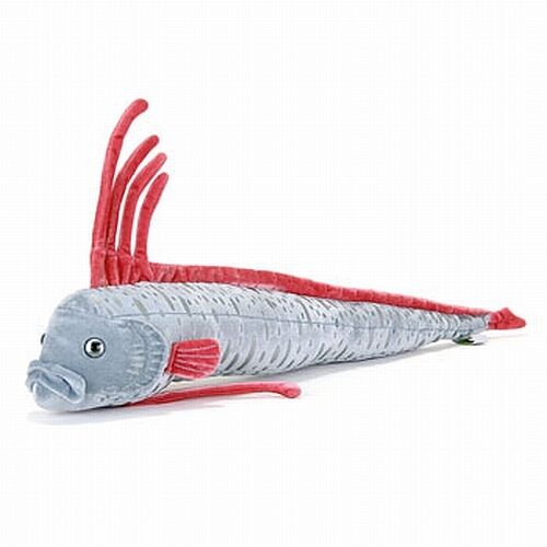 Slender Oarfish Plush Stuffed Animal COLORATA Japan