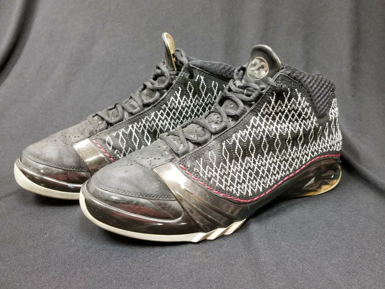 Nike air jordan xx3 23 vintage nero 9 taglia 9 nero - 318376-001 stealth. e8929d