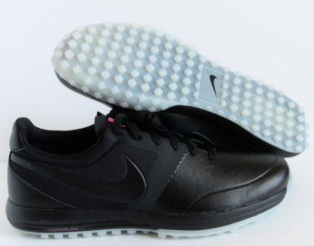 ee2a6a209 Nike Mens Lunar Mont Royal Spikeless Golf Shoes 652530-005 Sz 11 ...