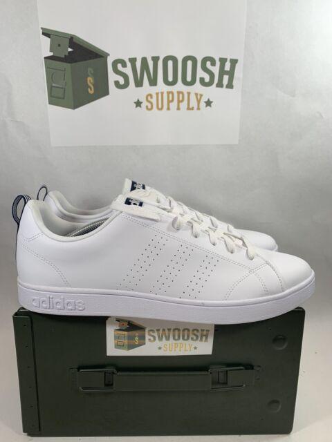 Size 12.5 - adidas Advantage White 2017