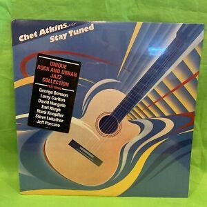 Chet-Atkins-Stay-Tuned-FC-39591-LP-SEALED-VINYL-RECORD-Hype-Sticker-Jazz