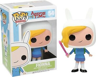 Adventure Time - Fionna Pop! Vinyl Figure * NEW IN BOX * Funko