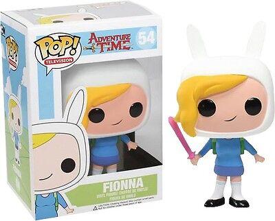 Adventure Time - Fionna Pop! Vinyl Figure * NEW IN BOX * Funko