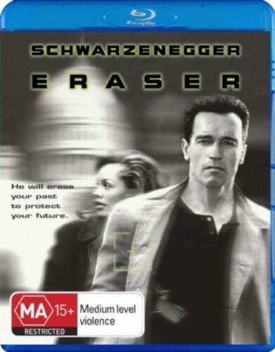1 of 1 - Eraser (Blu-ray, 2009)