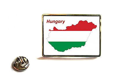Hungary Hungarian Flag Bronze Cufflinks