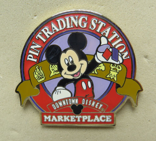 Disney Pin 4334 DTD Pin Event Pin Trading Station Marketplace