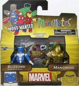 Marvel-Figurine-Blizzard-Donald-Gill-et-Mandroid-Minimates-Diamond-Select