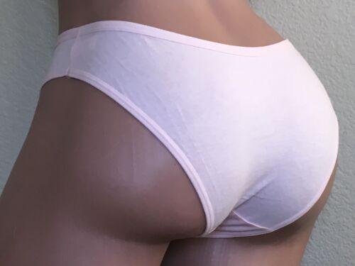 6-12 Women/'s BIKINI Sports LOVE Panties Undies 95/% COTTON ACTIVE WEAR 3931 S-XL