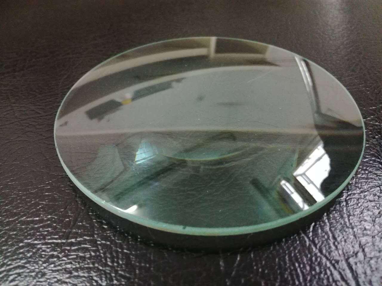 Long Focal Length 260mm Float Glass Double Convex Lens F ...