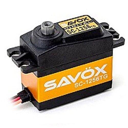 Sav-Sc1256Tg Savox High Torque Coreless Digital Servo 20Kg@6.0V