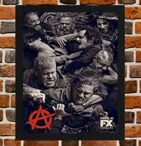 Fight Sons of Anarchy Maxi Poster 61cm x 91.5cm new and sealed