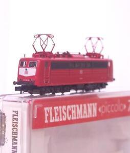 FLEISCHMANN-7382-N-GAUGE-GERMAN-DB-AG-RED-CLASS-BR-151-ELECTRIC-LOCO-151-016-3