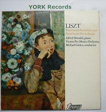 TV 34215DS - LISZT - Piano Concertos No 1 & 2  BRENDEL / GIELEN - Ex LP Record