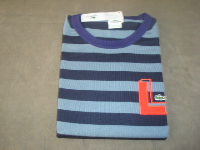 LACOSTE  LONG SLEEVE TOP SIZE 6/LARGE