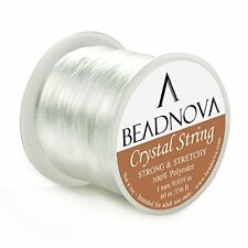 BClear Elastic Stretch Beading Cord Bracelet String Thread Roll Jewelry Making